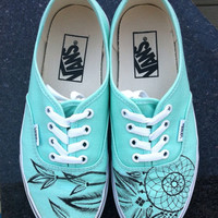 Dream Catcher Vans