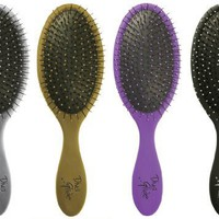 The Wet Brush Diva Glide Collection Detangling Brush - Assorted Colors Luxor Pro