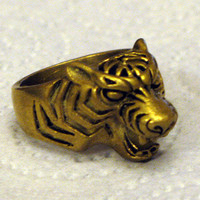 That's Pretty - Jewellery — Golden Tabby Ring