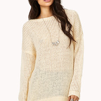 Classic Chunky Knit Sweater