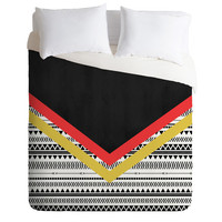 DENY Designs Home Accessories | Allyson Johnson Mixed Aztec 2 Duvet Cover