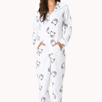 Cool Cat PJ Onesuit
