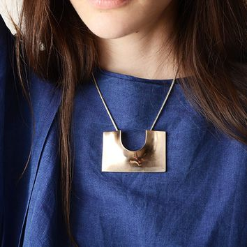 JOINERY - Chimor Necklace by Quarry - WOMEN