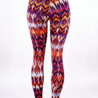 Tie Dye Leggings | OnlyLeggings.com - Women's Fashion Superstore