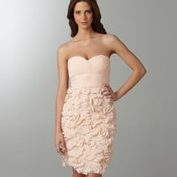JS Collections Strapless Dress | Dillards.com