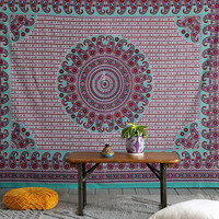 Magical Thinking Center Medallion Tapestry - Urban Outfitters