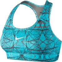 Nike Women's Pro Hypercool Compression Printed Sports Bra - Dick's Sporting Goods