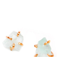 Calcite Claw Stud Earrings | LEIF