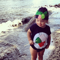 California Sushi Roll Toddler Halloween Costume  - Childrens Halloween Costume