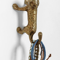 Magical Thinking Cheetah Wall Hook