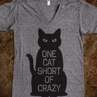 One Cat Short of Crazy
