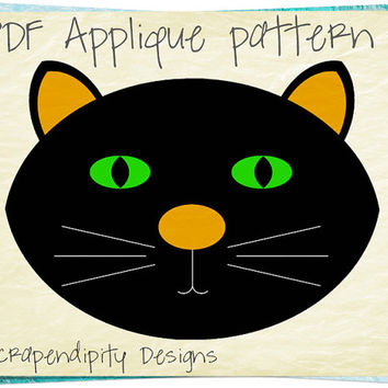 Free Pattern Index - Cats - Quilting - BellaOnline
