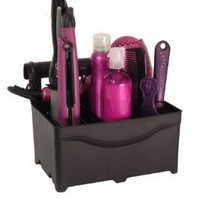 Amazon.com: STYLEAWAY - BLACK; Curling Iron, Flat Iron, Blow Dryer, Hair Styling Products Holder: Home & Kitchen
