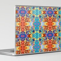 Totem Poles Laptop & iPad Skin by gretzky | Society6