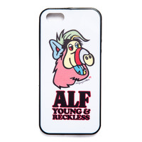 Young and Reckless MULTICOLOR ALF iPHONE 5 CASE