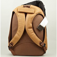 Cote&Ciel Isar Rucksack Twin Touch Grid Backpack