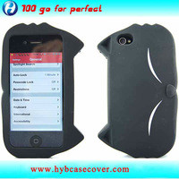 Source 3D silicon animal case for iphone 4 on m.alibaba.com