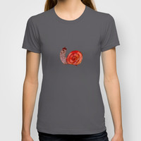 the stroll T-shirt by Marianna Tankelevich