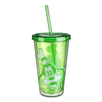 Disney Goofy Portrait Tumbler with Straw | Disney Store