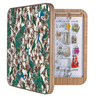 DENY Designs Home Accessories | Belle13 Butterflies In My Peacock Garden BlingBox
