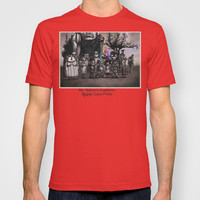 Ms. Nebun's Academic Spook Class Photo T-shirt by Ben Geiger