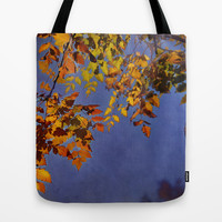 Autumn dreams Tote Bag by Guido Montañés
