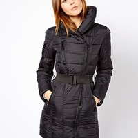 Warehouse Padded Coat