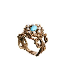 ASOS Vintage Filigree Band Ring