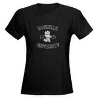 Raskulls University Women's Dark T-Shirt