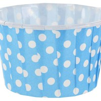Blue & White Polka Dot Nut & Party Cups | Shop Hobby Lobby