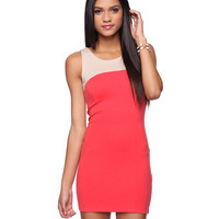 Colorblock Ponte Dress | FOREVER21 - 2000035936
