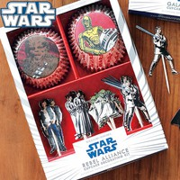 <i>Star Wars</i>™ Cupcake Decorating Kit Rebel Alliance