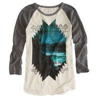 AEO Men's Signature Baseball T-shirt