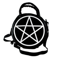 Pentagram Handbag [B] | KILLSTAR