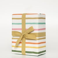 Rifle Paper Co. - Happy Stripes Wrapping Sheets