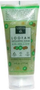 Loofah Scrub - Aloe & Kiwi :: Vegan Store.com - Pangea Vegan Products. The Best in Vegan Shopping.