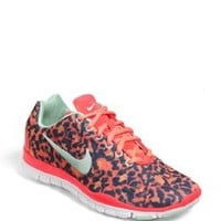 Nike Wmns Free TR Fit 3 PRT Leopard - Atomic Red (555159-603)