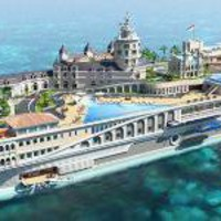 The Streets of Monaco Luxury Superyacht | Design | Gear