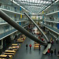 German university installs gigantic slides | Design | Home