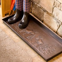 Moose Boot Tray - Plow & Hearth