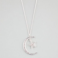 FULL TILT Star & Moon Necklace