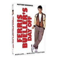 Ferris Bueller's Day Off Bueller...Bueller... Edition (Special Collector's Edition) (1986)
