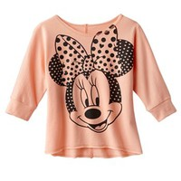 Disney Mickey Mouse & Friends Minnie Mouse Top - Girls 7-16