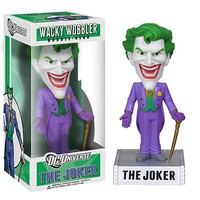 DC Universe Batman Joker Bobble Head - Funko - Batman - Bobble Heads at Entertainment Earth