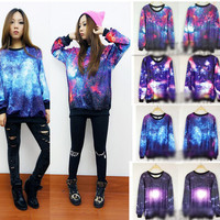 Fashion COLORFUL FASHION SWEATER