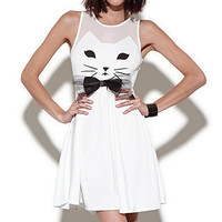 Reverse Kitty Dress at PacSun.com