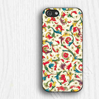 Floral pattern iphone 4 cases, iphone 4s cases, iphone 5c cases,iphone 5s cases,iphone cases 5s,iphone cases 5c, christmas gifts 068