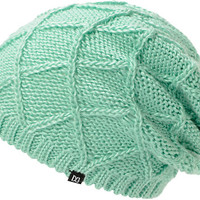 DC Girls Gretchen Mint Beanie at Zumiez : PDP