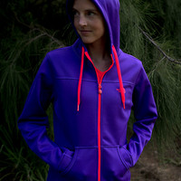 The North Face Women's Shirts & Tops WOMEN'S FAVE-OUR-ITE FZ HOODIE