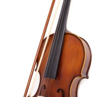 Archetto Antico Semi Acoustic Electric Violin Outfit - Karacha